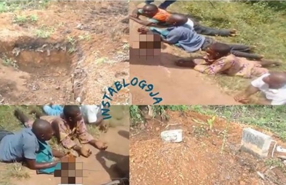 Ondo: Grave diggers nabbed with fresh human heads