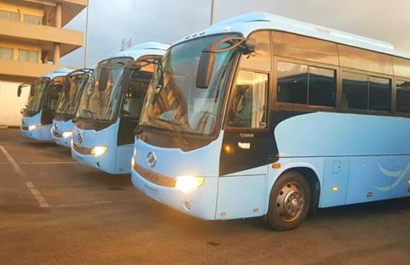 Rivers: Wike's govt Launches COVID-19 Free Bus Services (Photos)