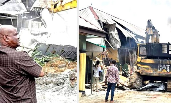 Rivers: Manager Of Demolished Hotel Gets Convicted