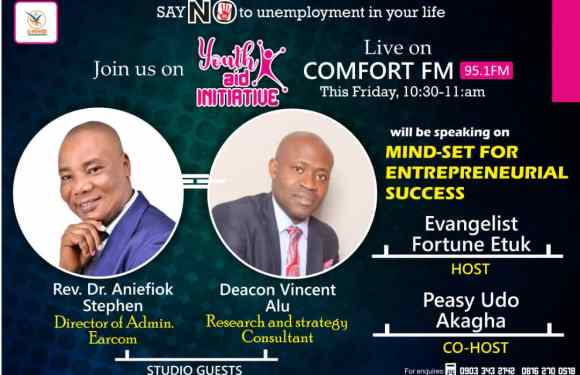 Youth Aide Initiative (Episode 2): Working on your Mindset with Dr. Aniefiok Stephen (Listen)