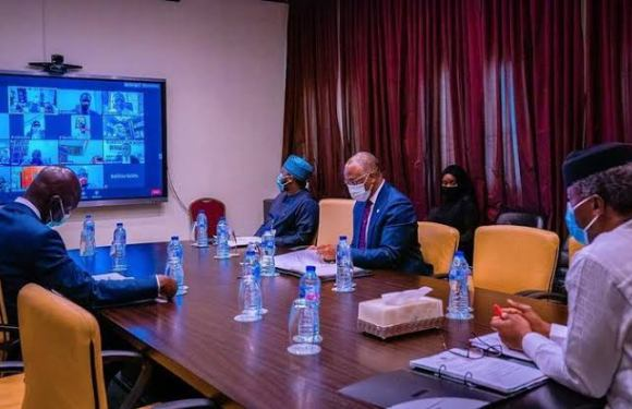 Details of Osinbajo's meeting with Governors revealed