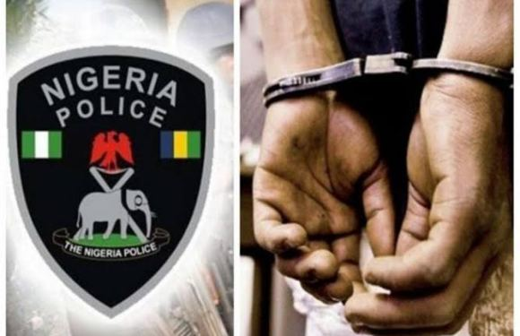 Suspected rituals nabbed with human bones, pads, voter cards