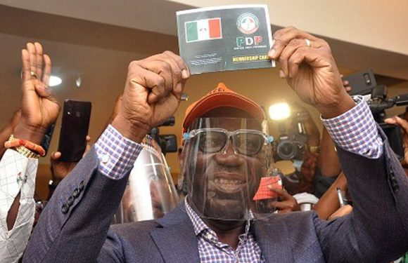 Edo: Why PDP Governors accepted Obaseki as candidate, supports him for second term