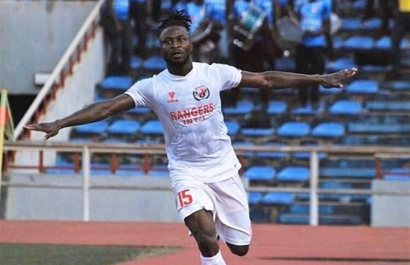 Rangers FC Present N20m Insurance Benefit To Late Ifeanyi George's Family
