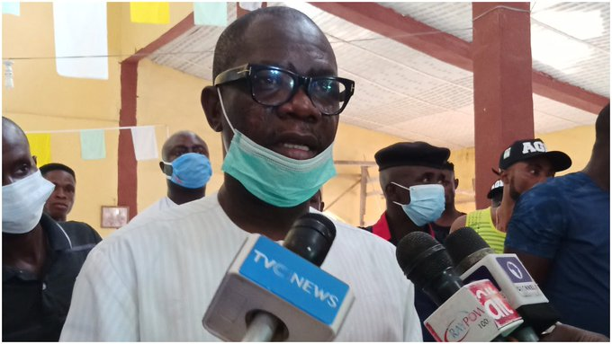 Ondo: My tenure full of political intrigues – Outgoing Deputy Gov. Ajayi