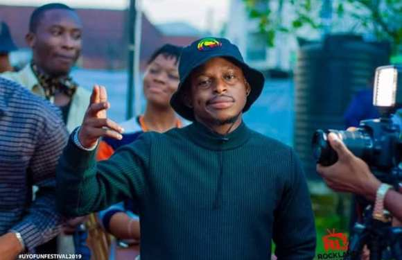 PUBLIC NOTICE : Popular Comedian Proff Jai Changes Name to Ejay