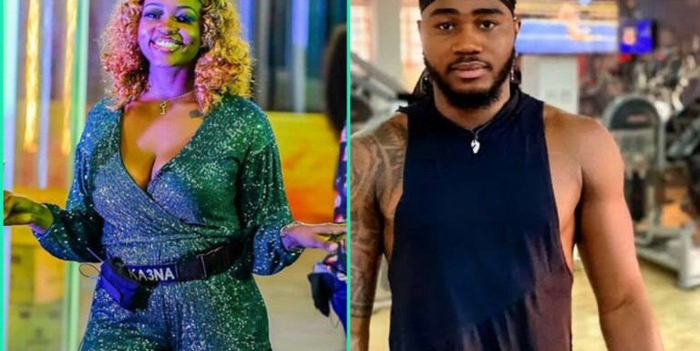 BBNaija 2020: Nigerians react as Ka3na, Praise have sex (Video)