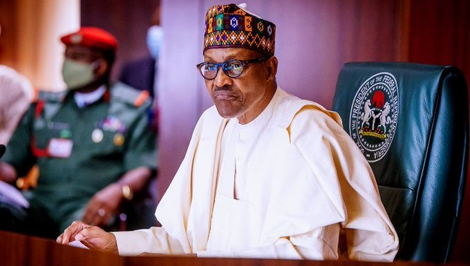 COVID-19 second wave: Buhari extends PTF's mandate until March 2021