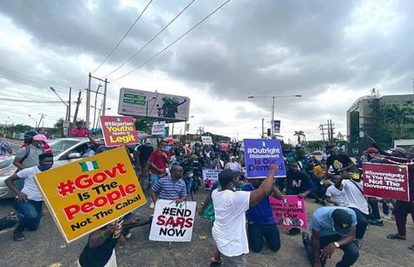 End SARS: Lawyers for protesters ready, office holders must earn workers' salary – UAC