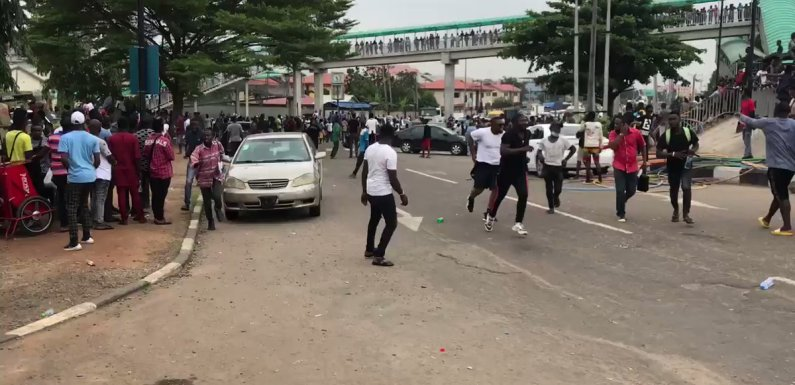 END SARS protest: Nigerian Army issues strong warning to thugs, others