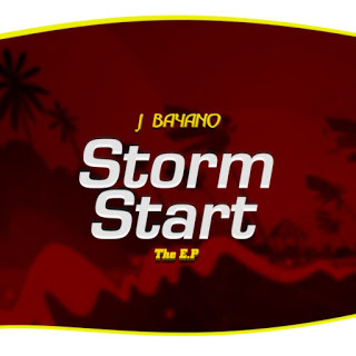 [Music EP] J Bayano – Storm Start Full EP