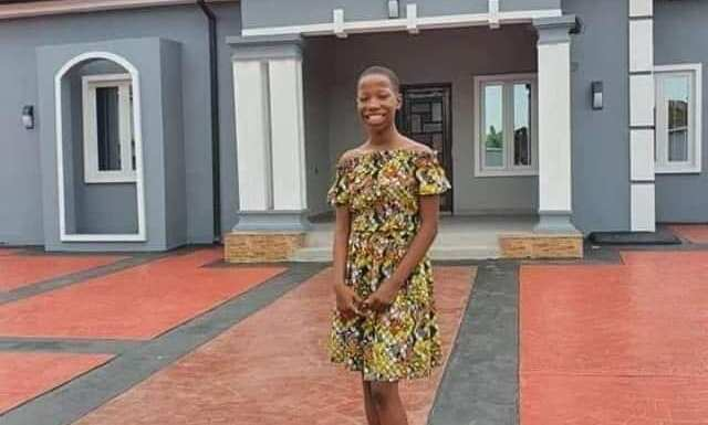Child comedian, Emmanuella opens her new house (pics)