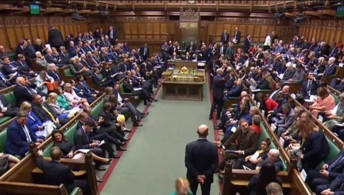 End SARS: UK parliament to debate sanctions against Buhari govt, Nigerian Army, Police