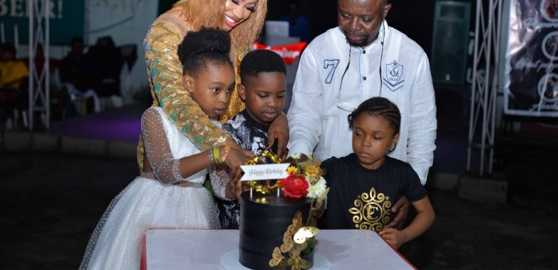 Exclusive! Photos from the Official Unveiling of Chikam's Fashion House in Uyo