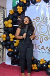Exclusive! Photos from the Official Unveiling of Chikam's Fashion House in Uyo 19