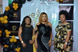 Exclusive! Photos from the Official Unveiling of Chikam's Fashion House in Uyo 16