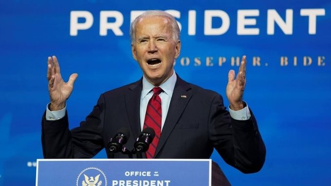 Biden orders resumption of visa processing in Nigeria, others on Trump ban list