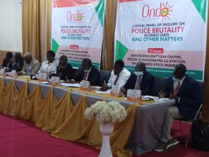 End SARS: Ondo panel receives 32 petitions on police brutality
