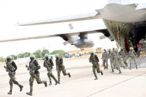 China trains Nigerian Air Force personnel