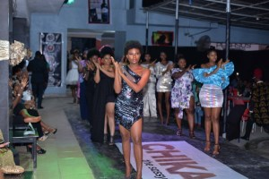 Exclusive! Photos from the Official Unveiling of Chikam's Fashion House in Uyo 36