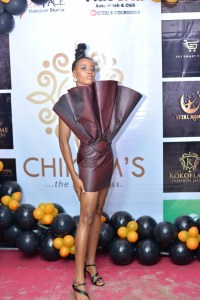 Exclusive! Photos from the Official Unveiling of Chikam's Fashion House in Uyo 42