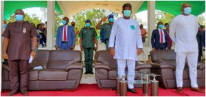 Enugu: Gov. Ugwuanyi reiterates commitment to quality, accessible healthcare