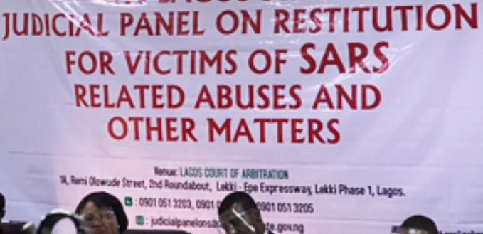 End SARS: Police made me blind, my life is miserable – Victim tells panel