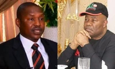 NDDC: Expose me with facts – Malami reacts to Akpabio 'bribe'