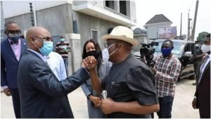 Wike slams lawyer for questioning administration's support for judiciary