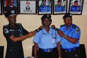 AIG Zone 6 orders newly-promoted cops to redouble efforts in fighting crimes