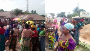 Abia women protest outrageous electricity bills, call out EEDC
