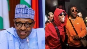Grammy Awards: Buhari hails Wizkid, Burna Boy