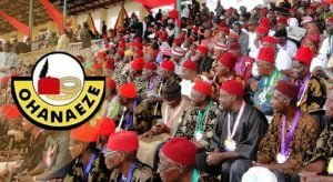 Ohanaeze fears food blockage, tasks Govs to adopt Late Michael Okpara's agriculture programme