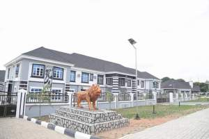 Wike, Tambuwal, other Govs storm Benue to commission Tor Tiv Palace, roads 9