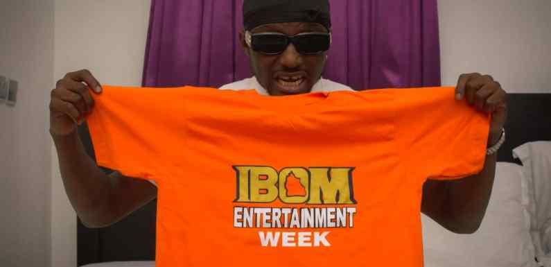 Terry G gingered about Ibom Entertainment Week