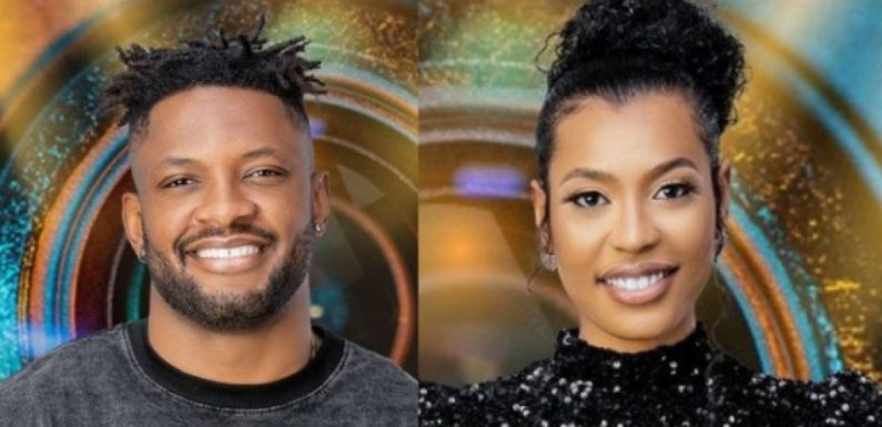 BBNaija: You're dumb, not smart – Nini, Cross engage in heated argumentPublished on