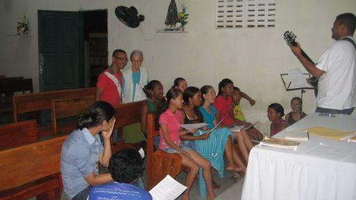 Choir Santo Amara