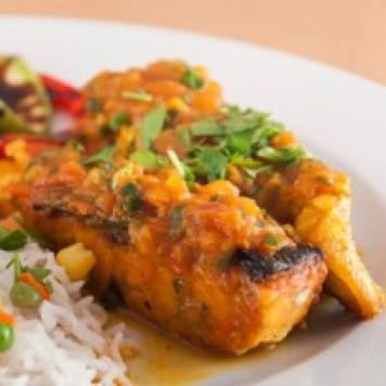 Macchhli Jaisamandi Recipe by Chef Jitendra Kumar. Taj Lake Palace ...