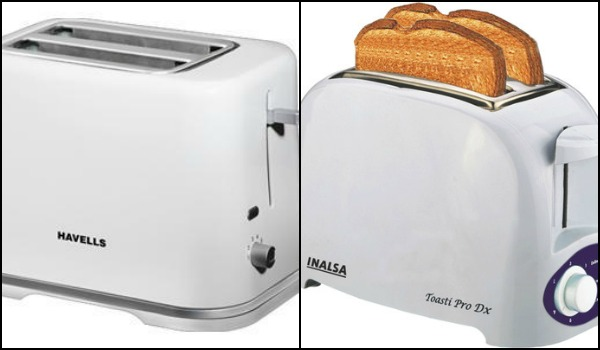 Kitchen Appliances Review The Best Toaster In India