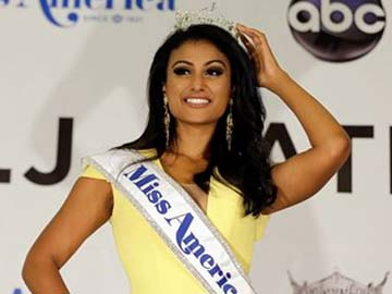 Miss America Nina Davuluri defends student suspended for asking her to prom