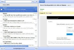 Offline Gmail App