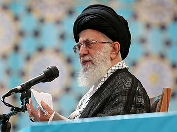Ayatollah Ali Khamenei Tells Iran Armed Forces to Build Up 'Irrespective' of Diplomacy