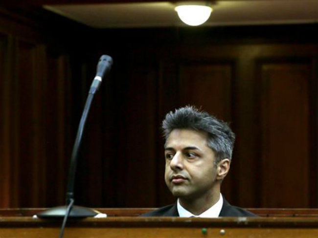 South African Judge Acquits Shrien Dewani of Murdering Wife During 2010 Honeymoon
