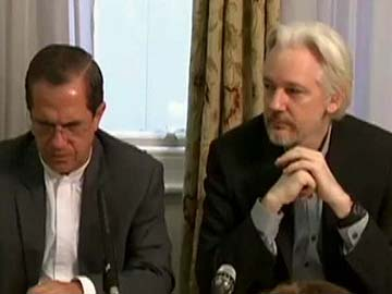 WikiLeaks Founder Julian Assange Says He Will Leave Ecuador Embassy Soon