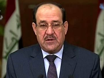 After Iraqi Army Crumbles, Maliki Turns to State TV for Help