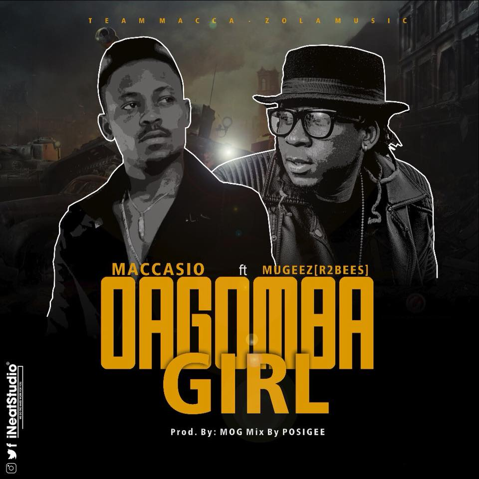 Maccasio Ft. Mugeez - Dagomba Girl (Prod By MOG Beatz)