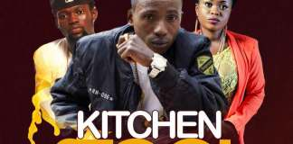 Patapaa Ft. Osahene Pablo x Shi Wayne - Kitchen Stool (Prod. By King Odyssey)