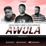 Kwaku Manu ft. Ofori Amponsah x Broni – Awula (Prod by Lexyz Beatz)