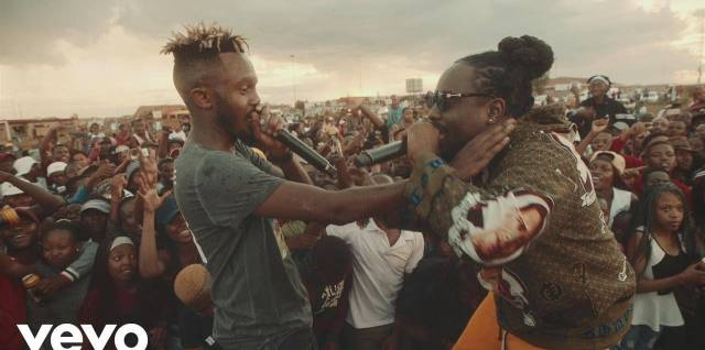 Kwesta Ft. Wale - Spirit (Official Video)