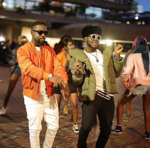 Yung L ft. Sarkodie - Pressure (Official Video)